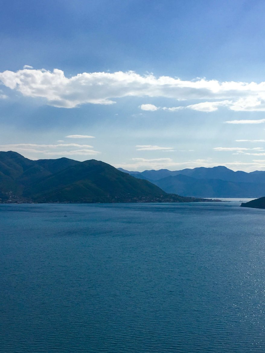 view-of-the-bay of Kotor