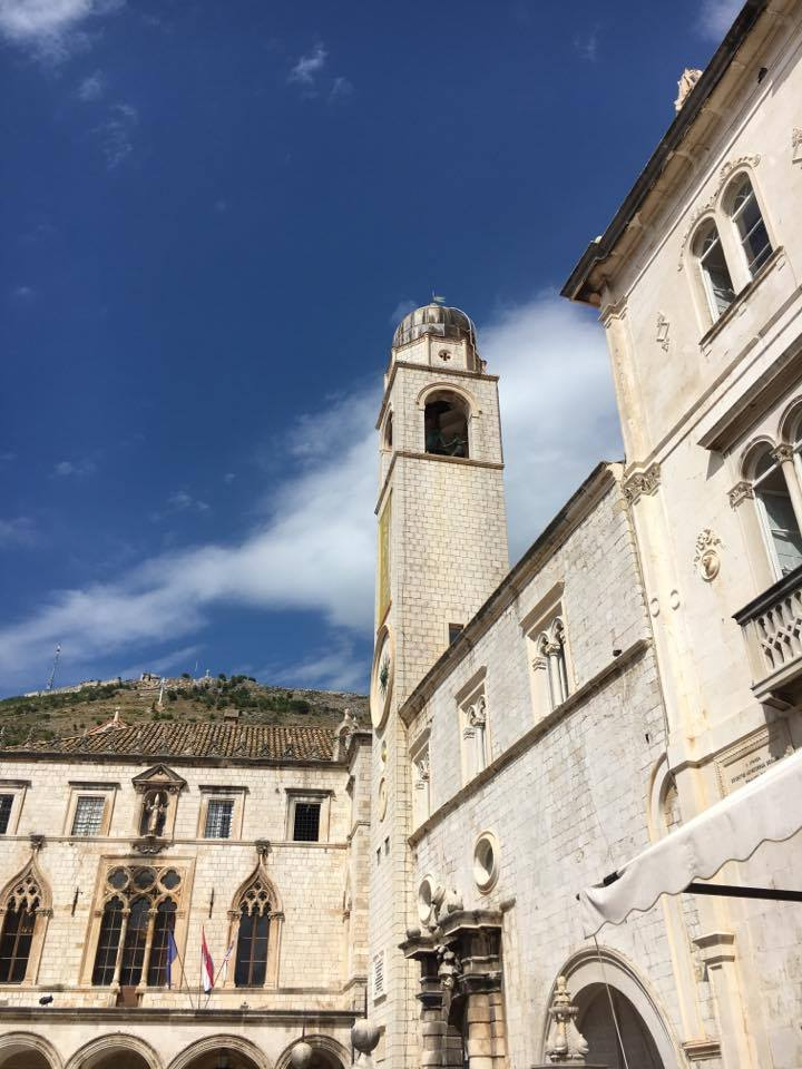 bell-towerBest things to do in Dubrovnik featured by international travel blog, Tracy's Travels in Time