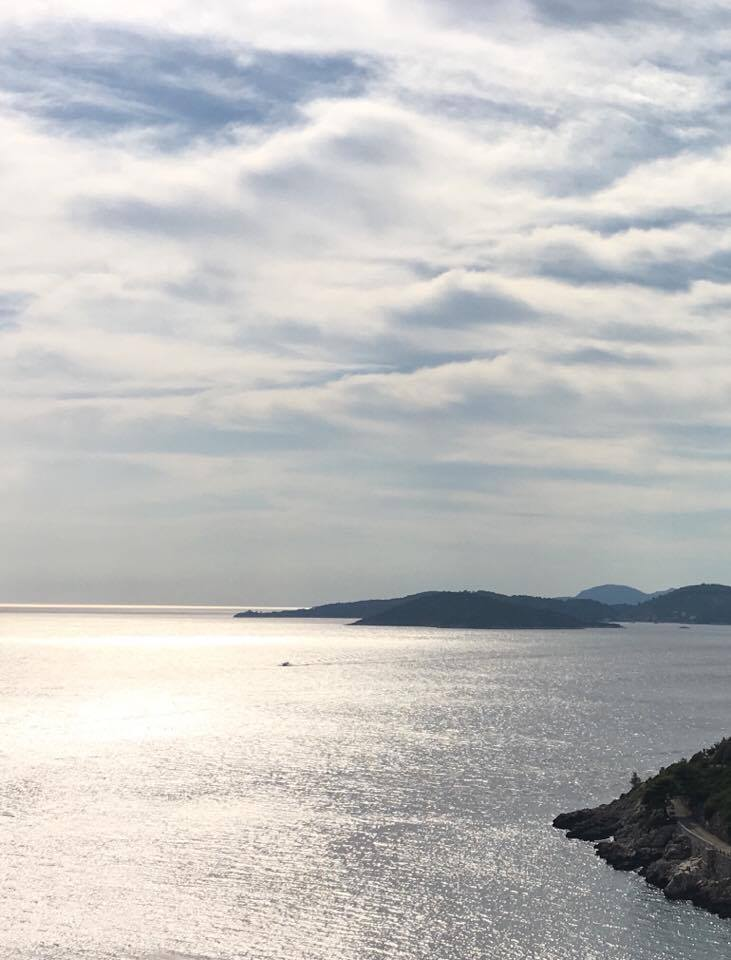 the most beautiful view of the Adriatic