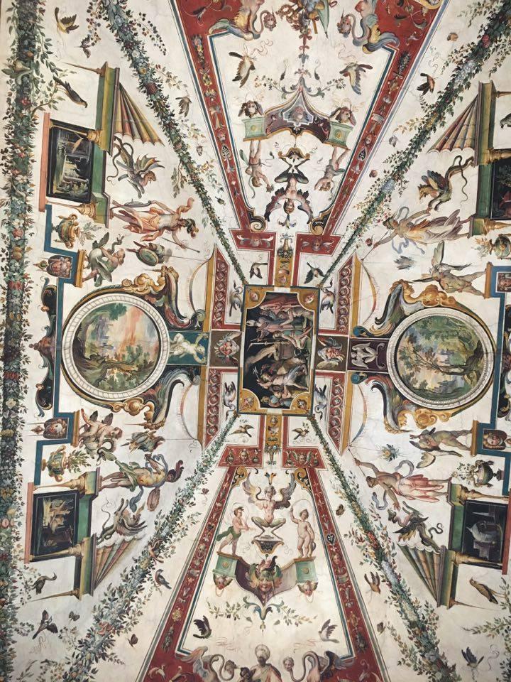 ceiling Uffizi