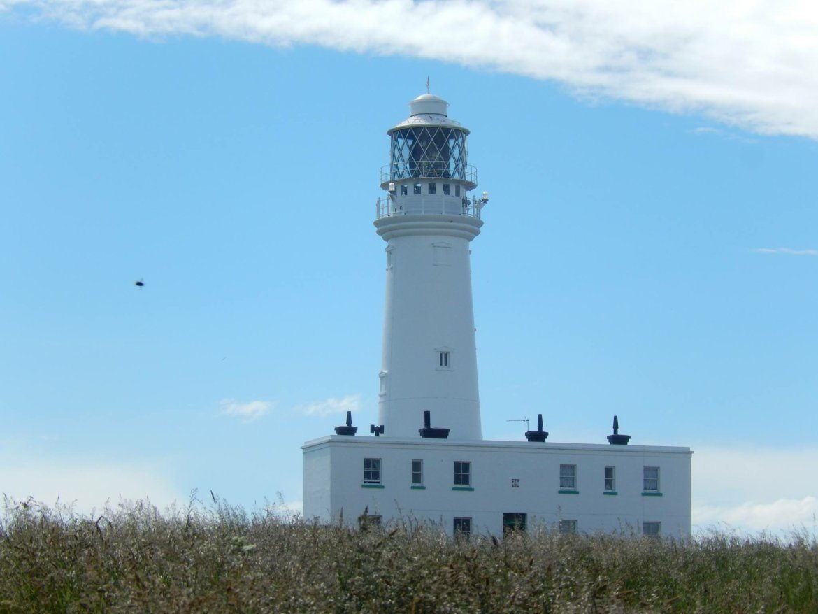 lighthouse in bridlington