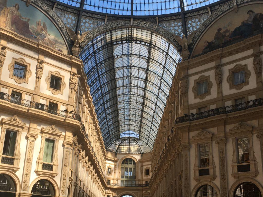 Galleria Vittorio Emanuele 11
