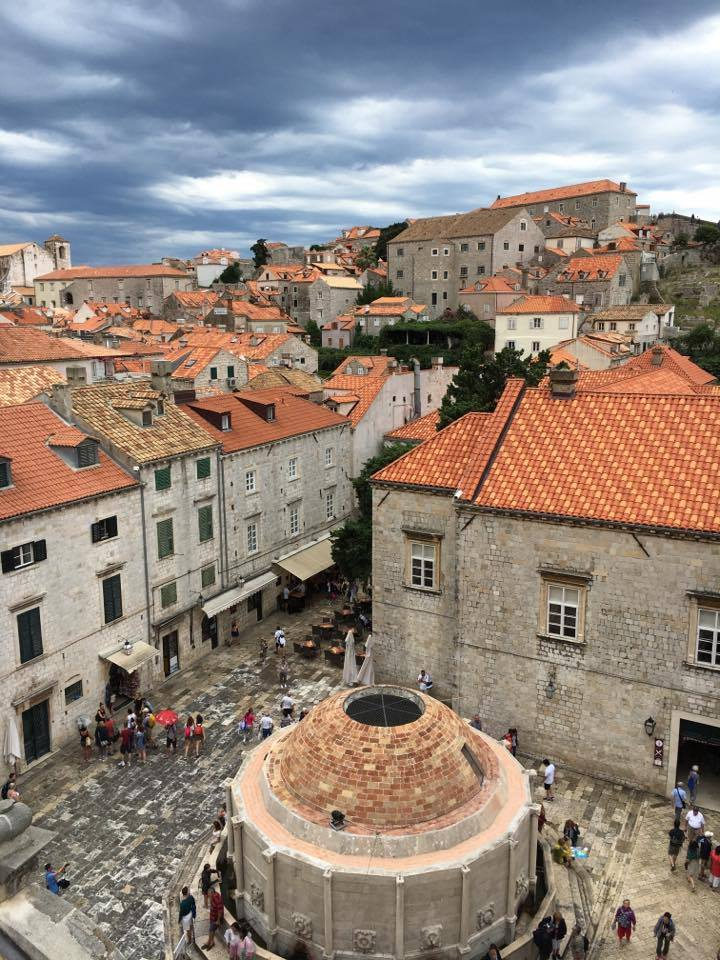 Large onofrio fountainBest things to do in Dubrovnik featured by international travel blog, Tracy's Travels in Time