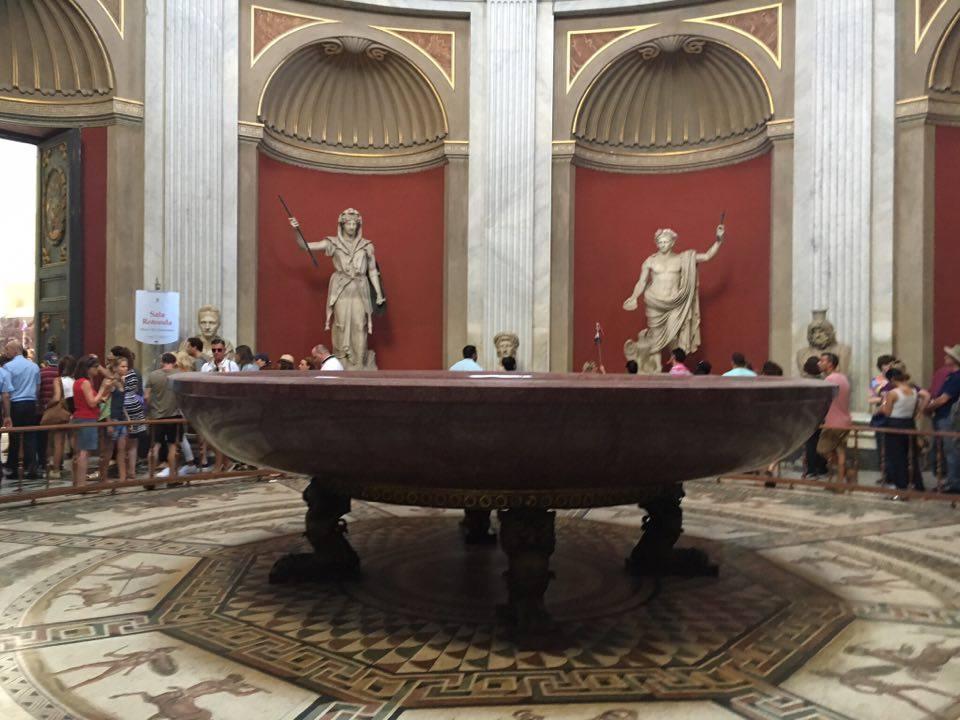 nero's bath