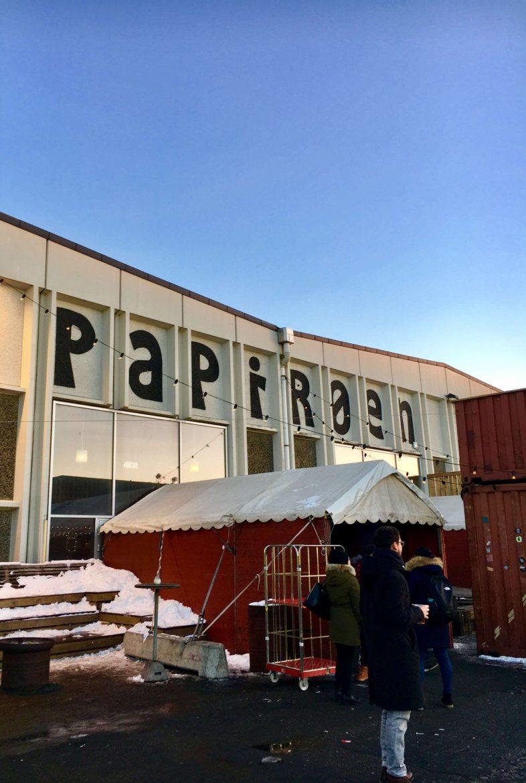 Paper Island in Copenhagen