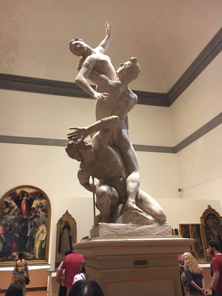 rape of the sabine women