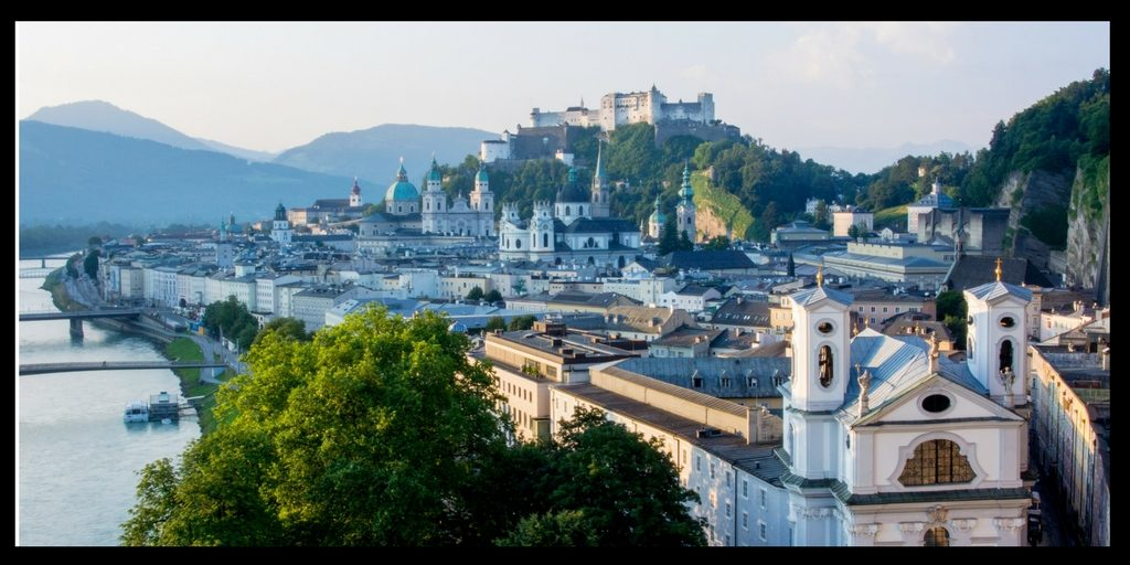 Salzburg Austria | Top 20 Best Destinations in Europe to visit featured by top international travel blogger, Tracy's Travels in Time
