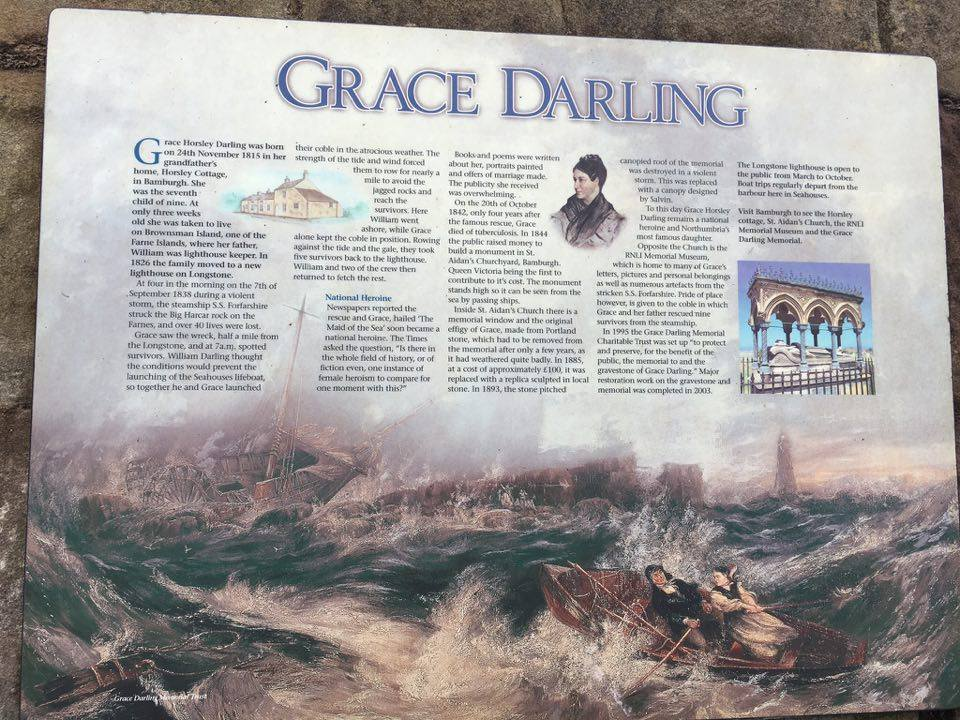 the story of Grace darling