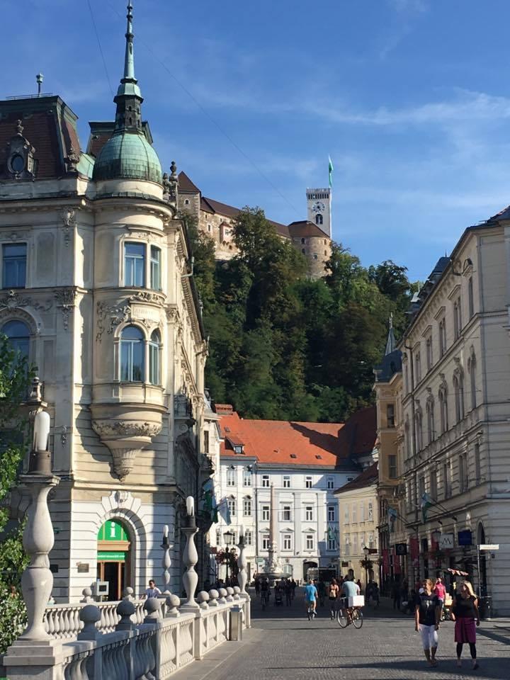 tourist-information in Ljubljana