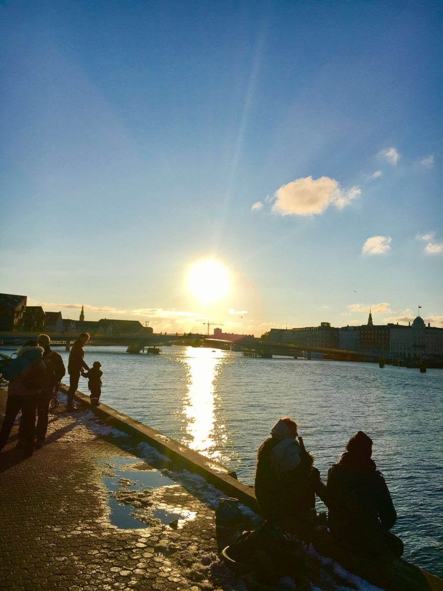 View from paper island - things to do in Copenhagen Denmark