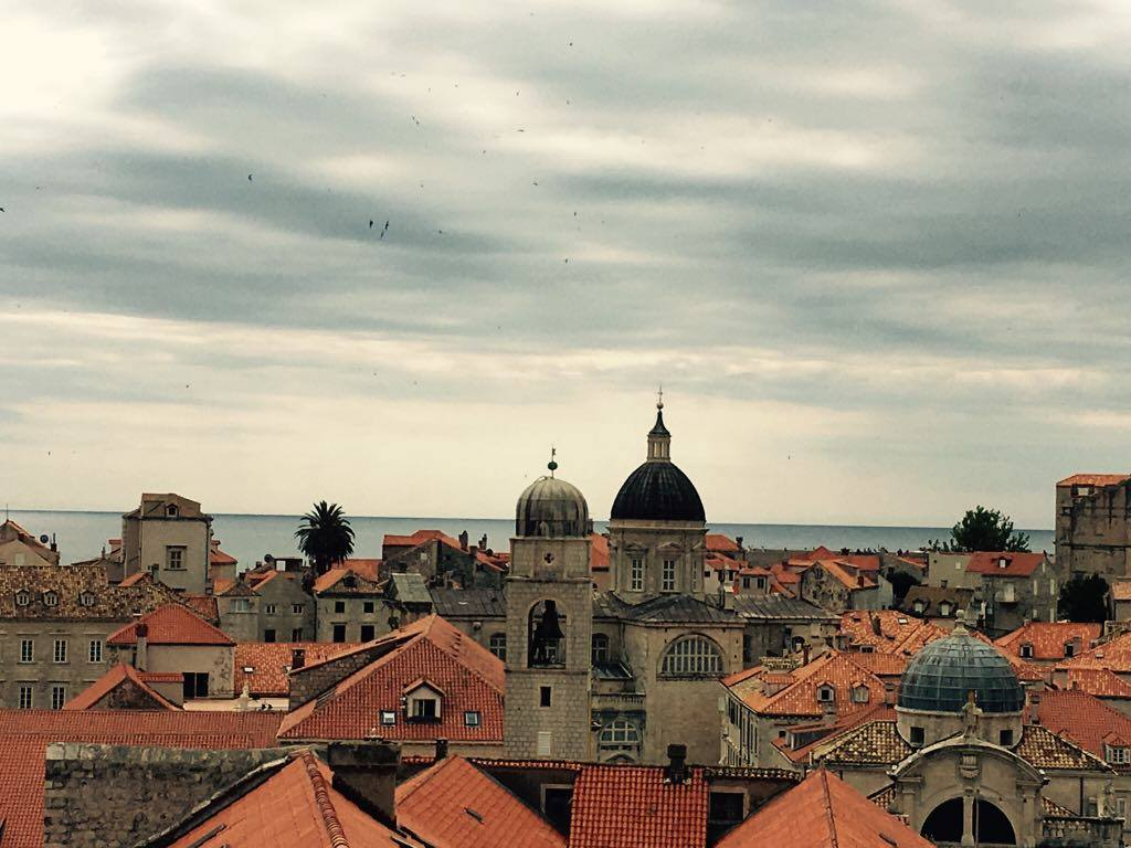 view-of-dubrovnikBest things to do in Dubrovnik featured by international travel blog, Tracy's Travels in Time