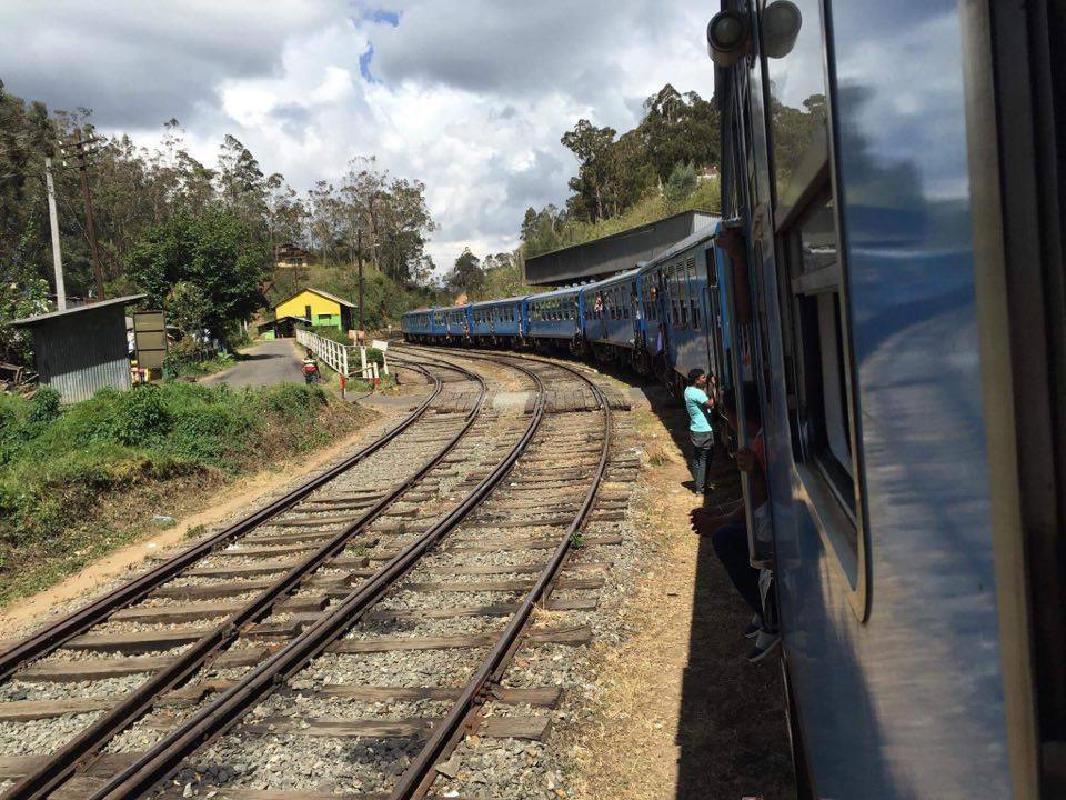 Two train trips to do in Sri Lanka