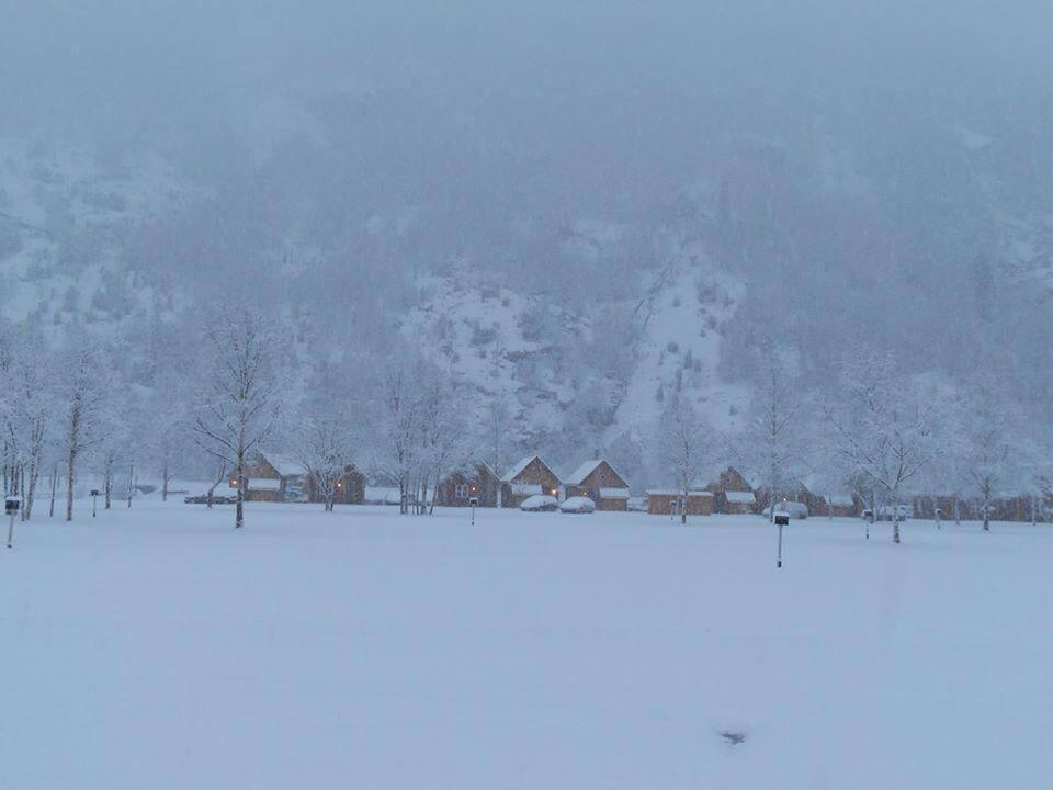 winter in Laerdal