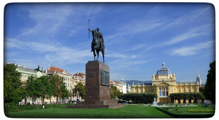zagreb | The Ultimate Croatia itinerary featured by top international travel blogger, Tracy's Travels in Time
