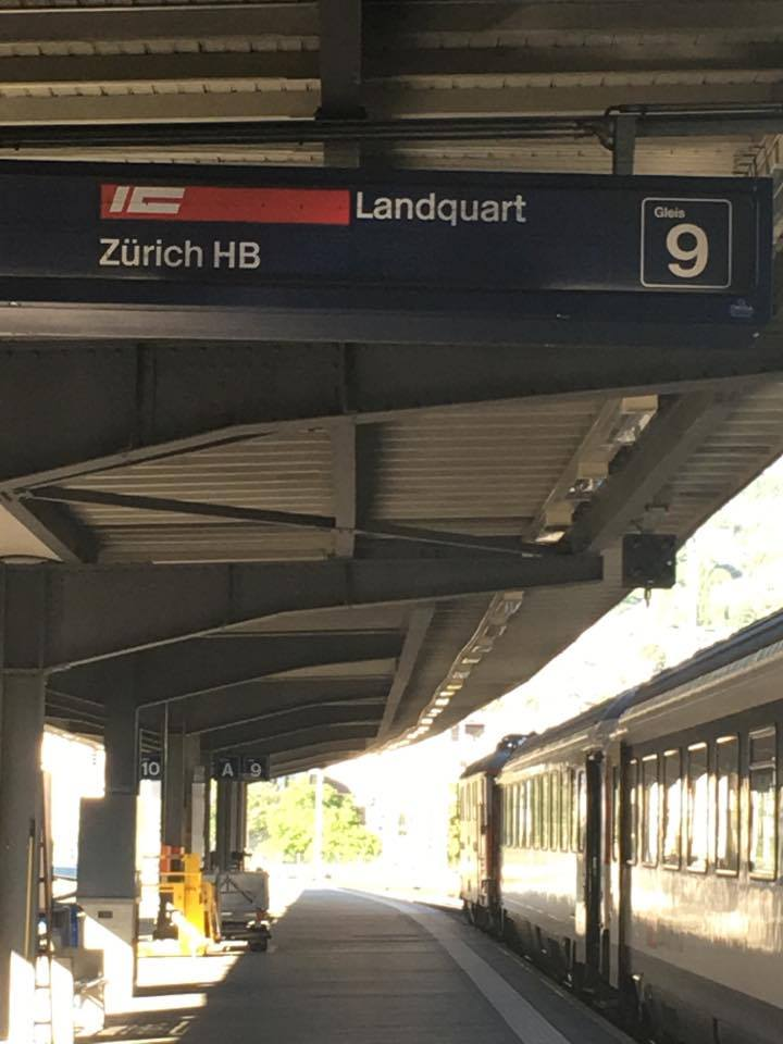 zurich BERNINA EXPRESS | A Trip on the Bernina Express featured by top internation travel blog, Tracy's Travels in Time