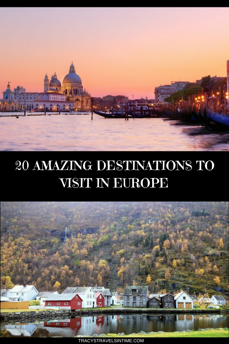 20 AMAZING DESTINATION TO VISIT IN EUROPE