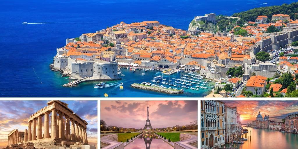 29 Beautiful Cities In Europe (Bucket List Inspiration)