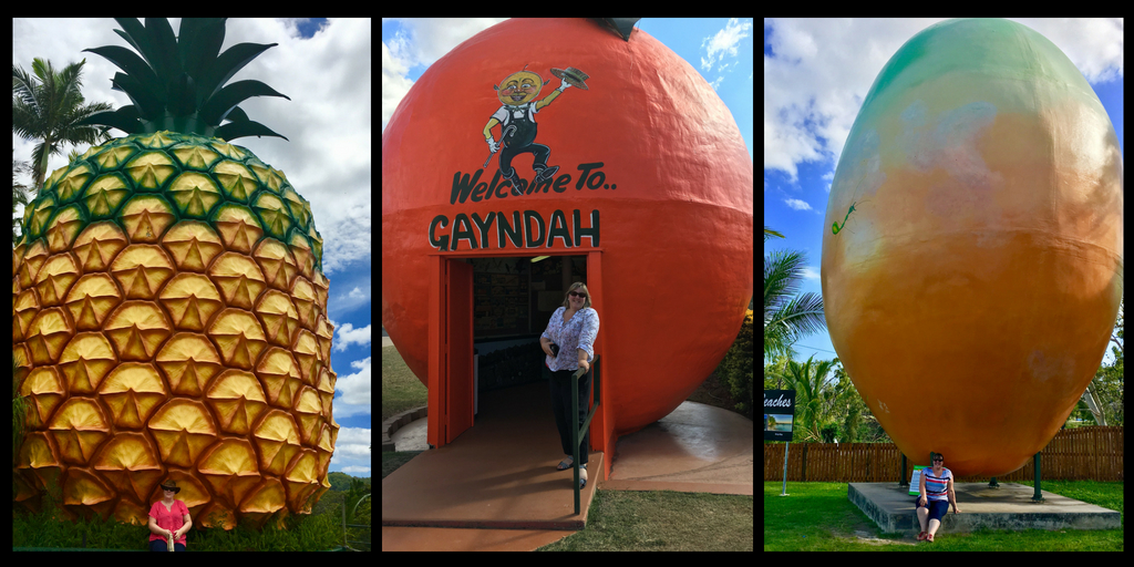 Big fruit in Australia - things I love about Australia| things about Australia to love featured by top international travel blog, Tracy's Travels in Time