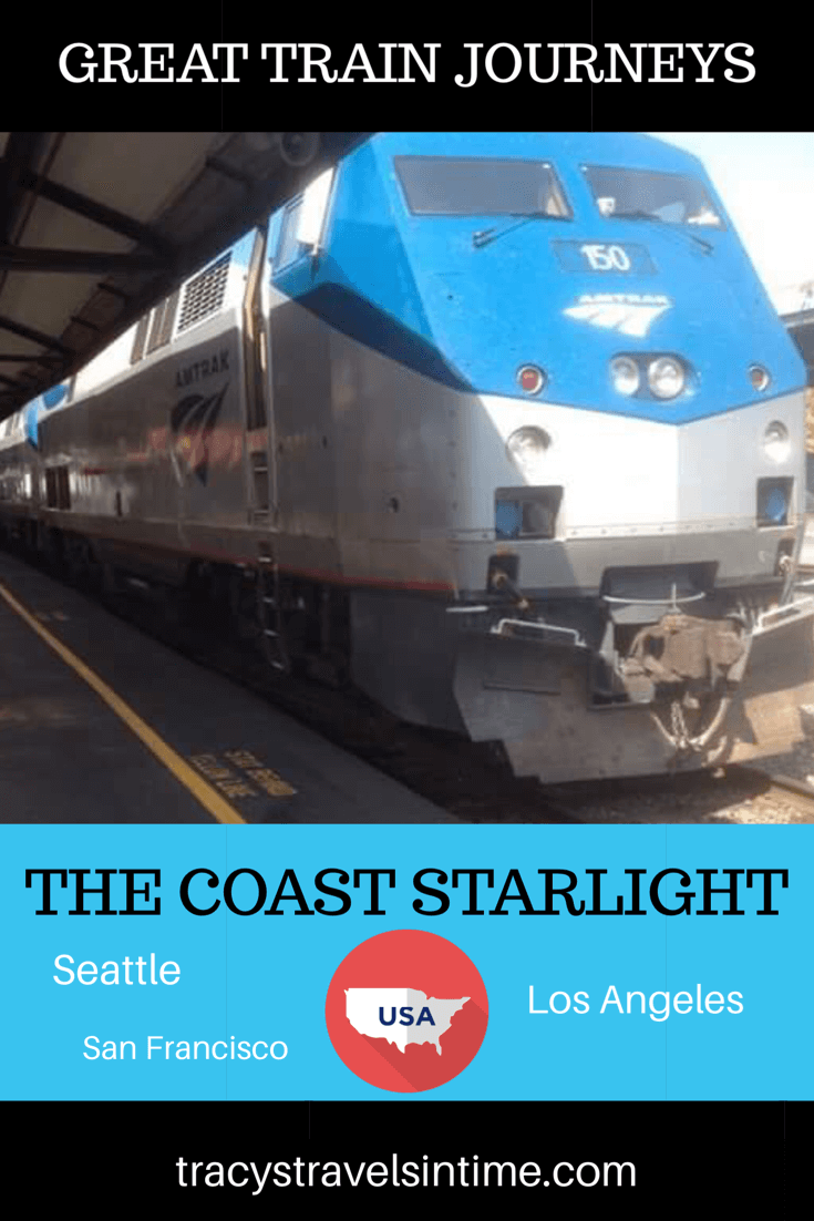 The Coast Starlight