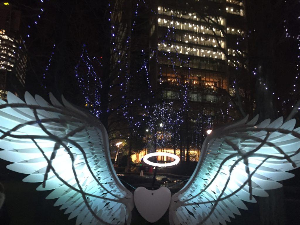 light shows - London