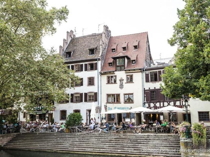 Strasbourg France one of the most beautiful cities in Europe