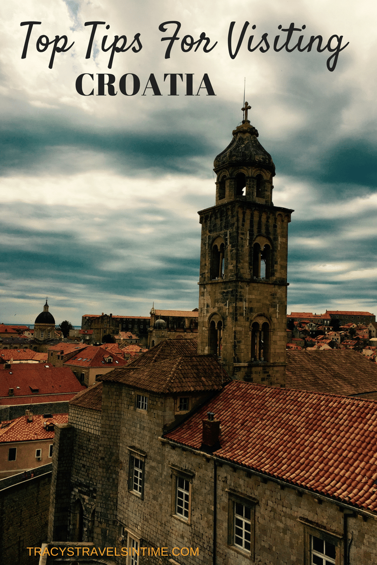Top tips for visiting Croatia a photograph of Dubrovnik