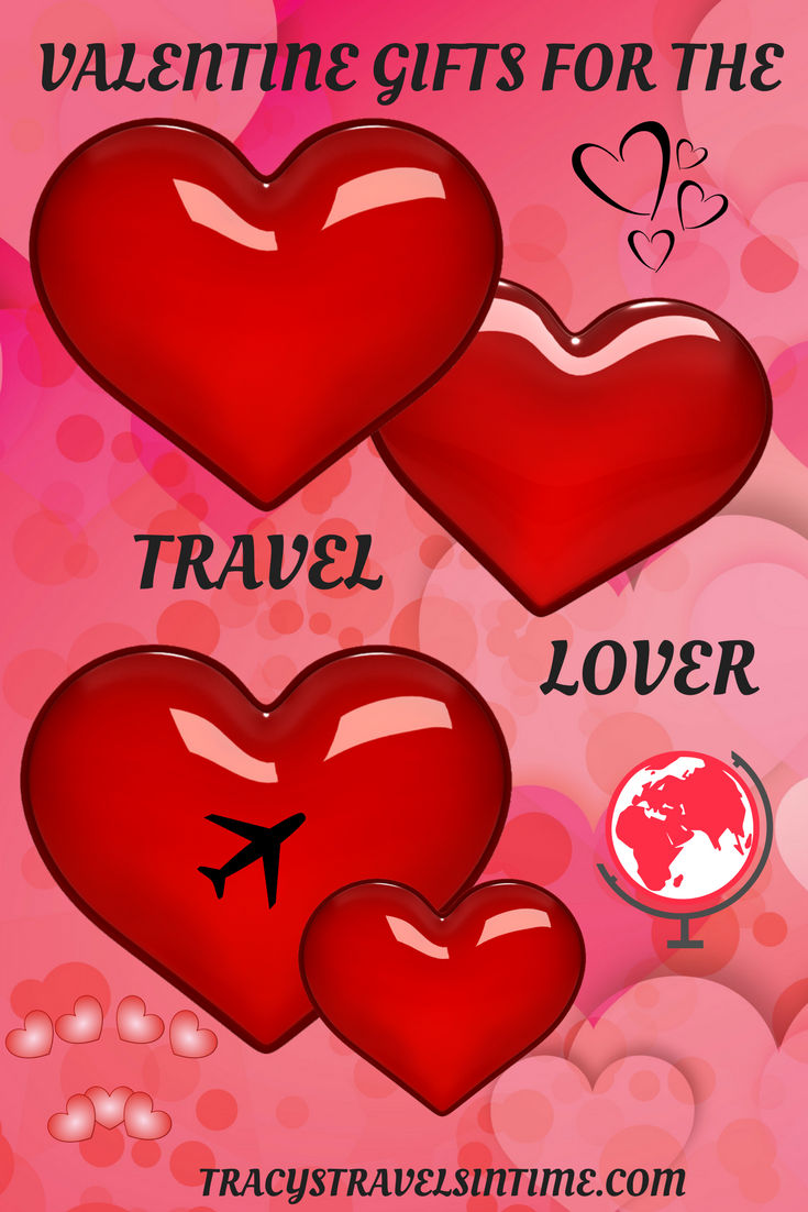 Valentine gifts for the travel lover
