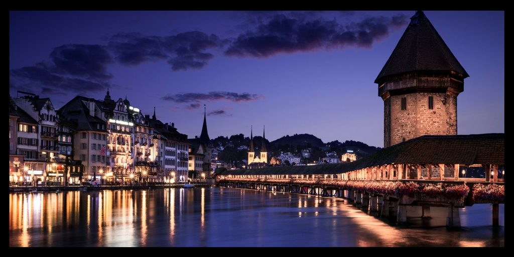 Top 20 Beautiful Places in Europe to Visit featured by top international travel blogger, Tracy's Travels in Time: lucerne switzerland