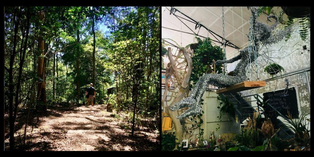 Mount Mee and Dayboro - living in Brisbane