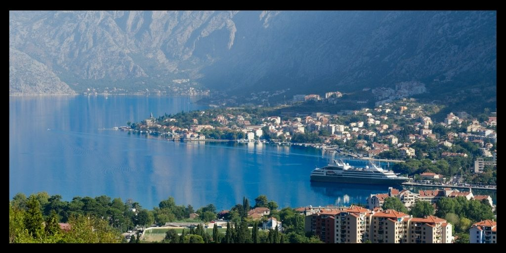 Top 20 Beautiful Places in Europe to Visit featured by top international travel blogger, Tracy's Travels in Time: kotor bay montenegro