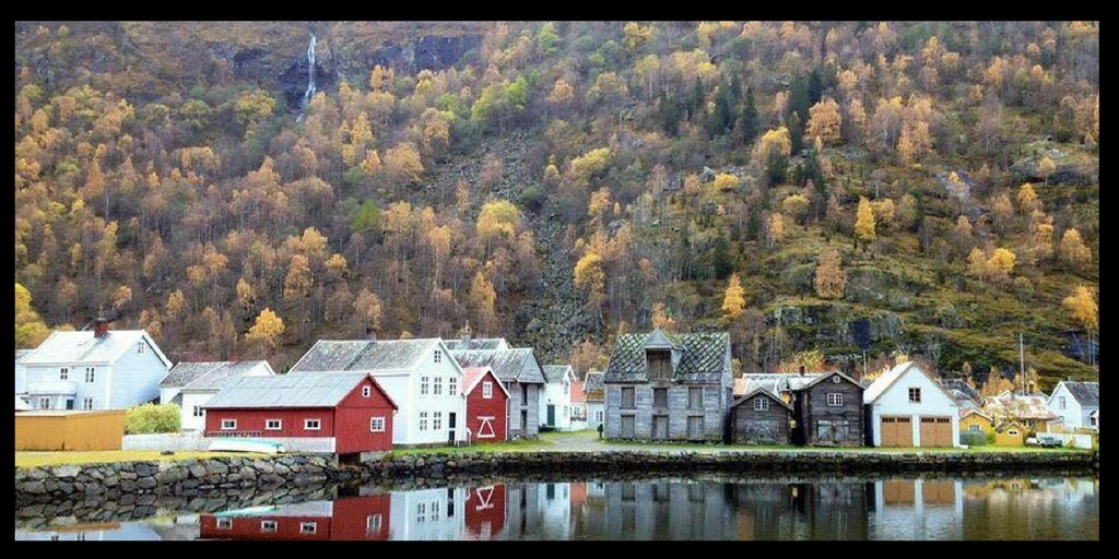 laerdal in Norway | Top 20 Best Destinations in Europe to visit featured by top international travel blogger, Tracy's Travels in Time