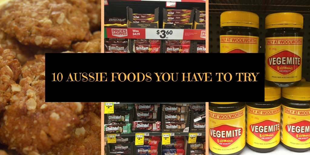 Yummy! 10 interesting Australian foods you have to try