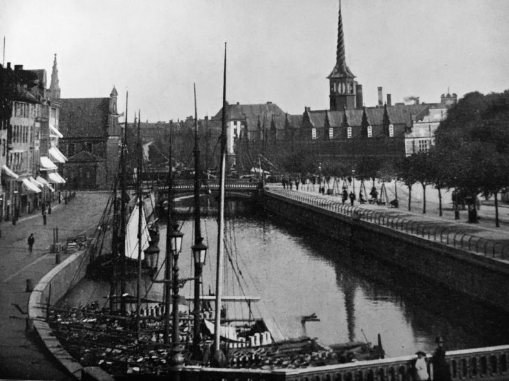 copenhagen denmark in the 1800s