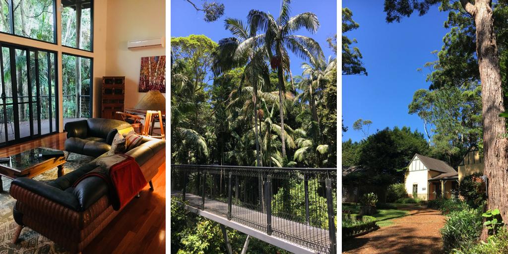 Pether's Rainforest Retreat, Skywalk, and Lisson Grove