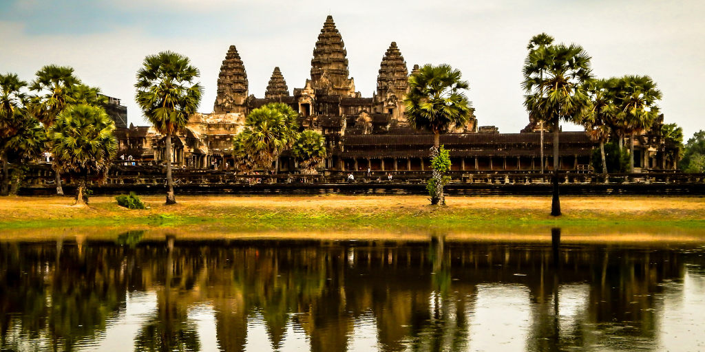 Top 7 Best books about Cambodia featured by top international travel blogger, Tracy's Travels in Time
