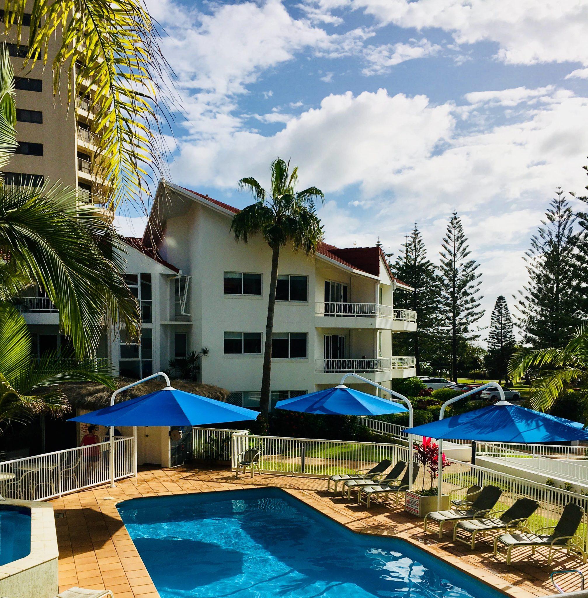 Le beach apartments Burleigh Heads