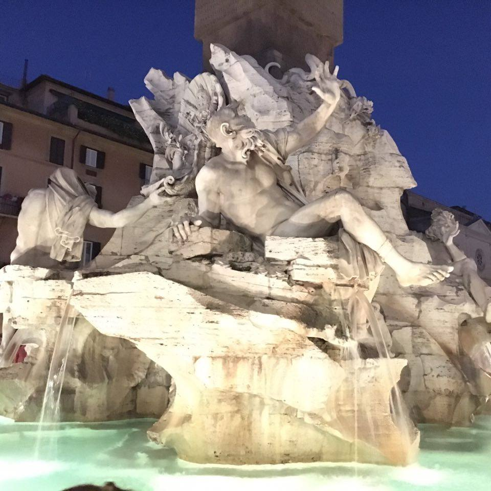 Piazza Navona - visiting the Eternal City of Rome - REASONS TO VISIT ROME