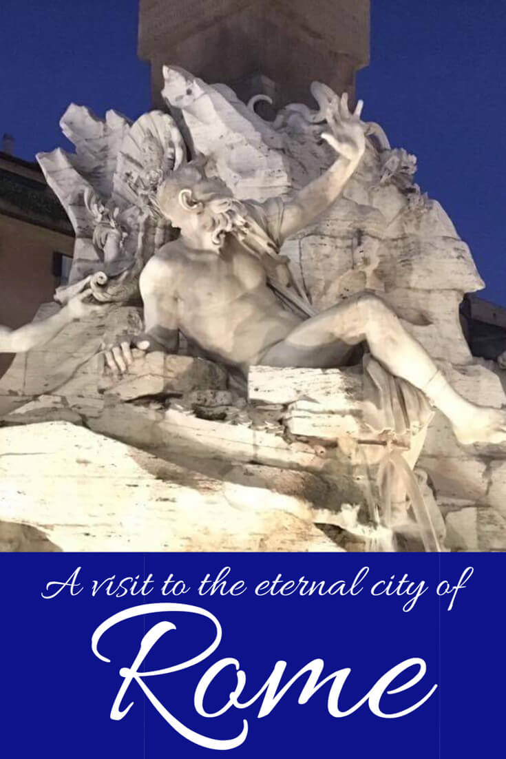 A visit to the eternal city of Rome