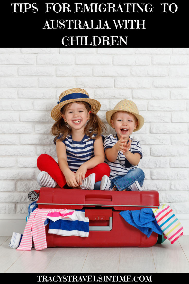 top tips to help support your children emigrating to Australia
