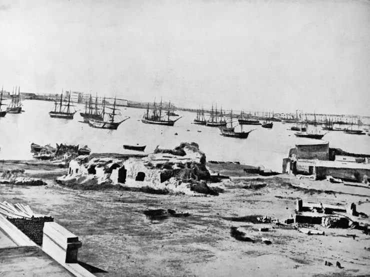 Alexandria in the 1800s