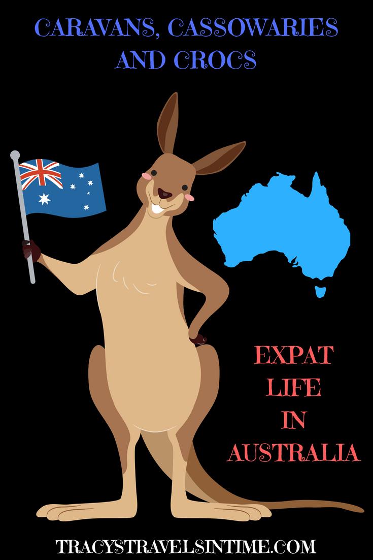 EXPAT LIFE IN AUSTRALIA