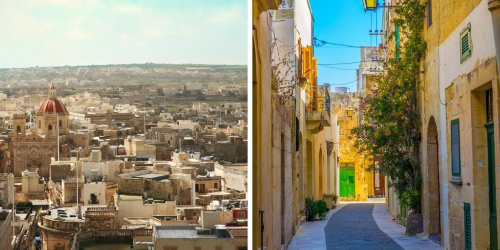 Gozo - Maltese archipelago