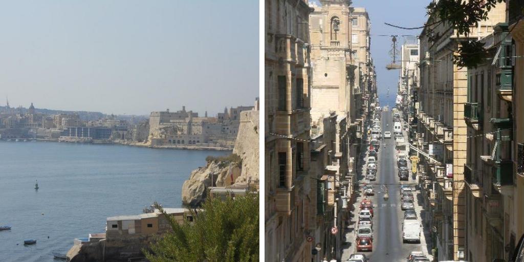 Visiting Malta - Valletta