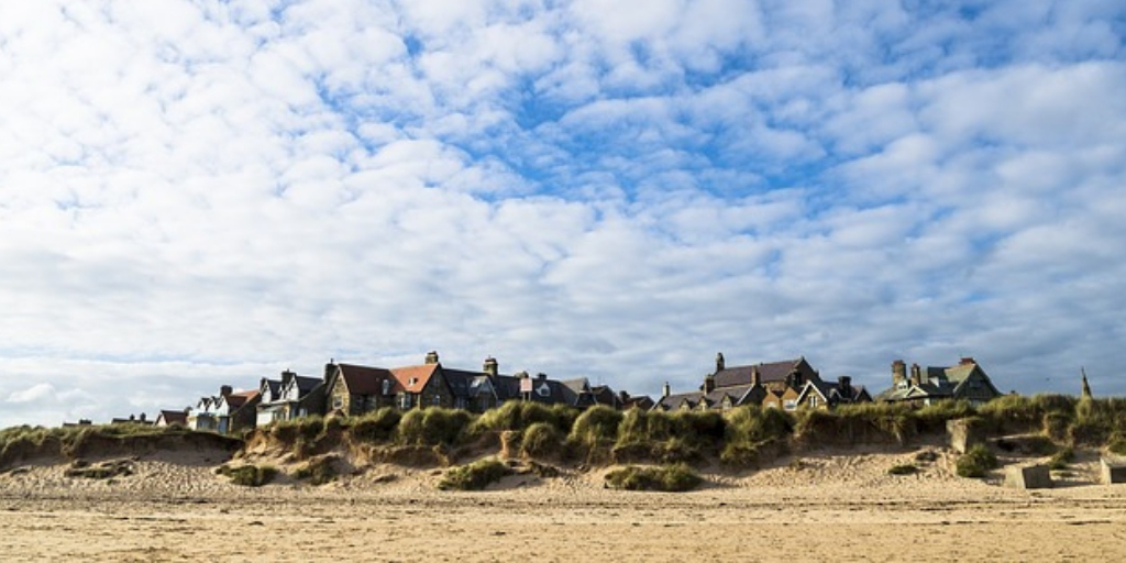 10 beautiful places to visit in Northumberland England