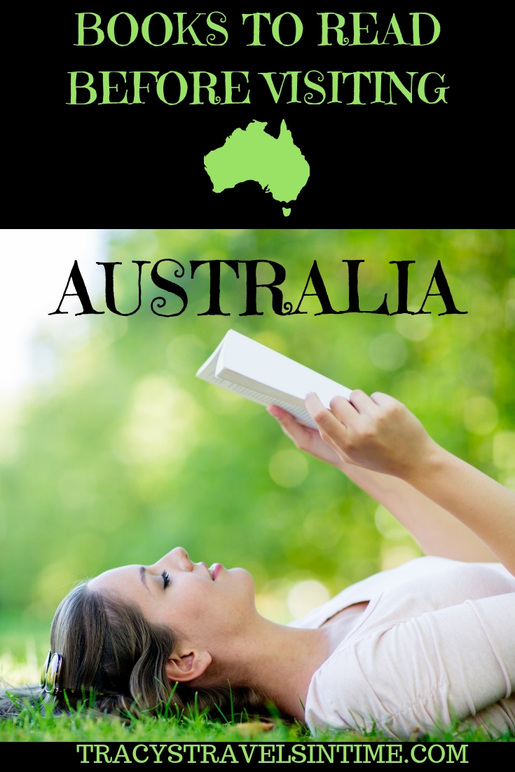 Top 18 Books about Australia featured by top international travel blog, Tracy's Travels in Time