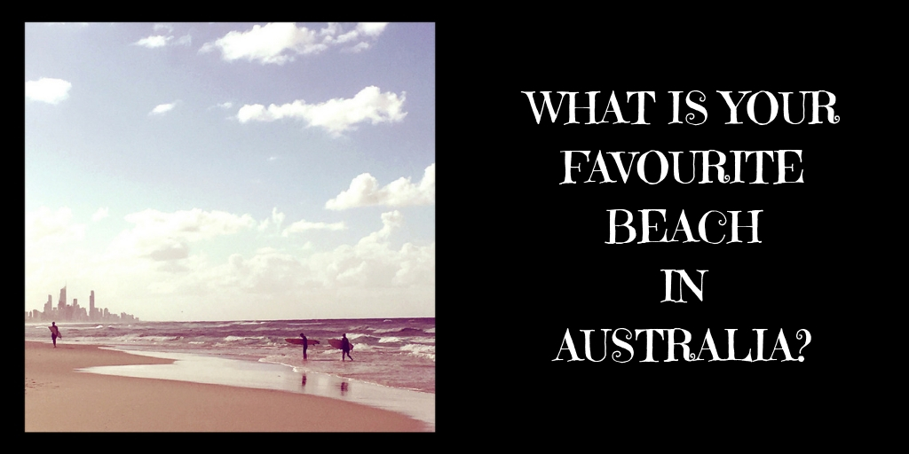 101 Things to Know When Visiting Australia featured by top international travel blogger, Tracy's Travels in Time: Burleigh heads beach in the gold coast
