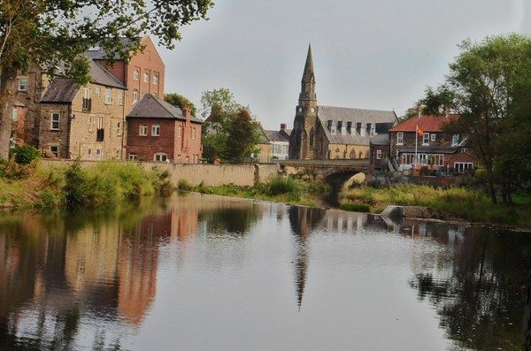 MORPETH IN NORTHMBERLAND - places to visit in Northumberland