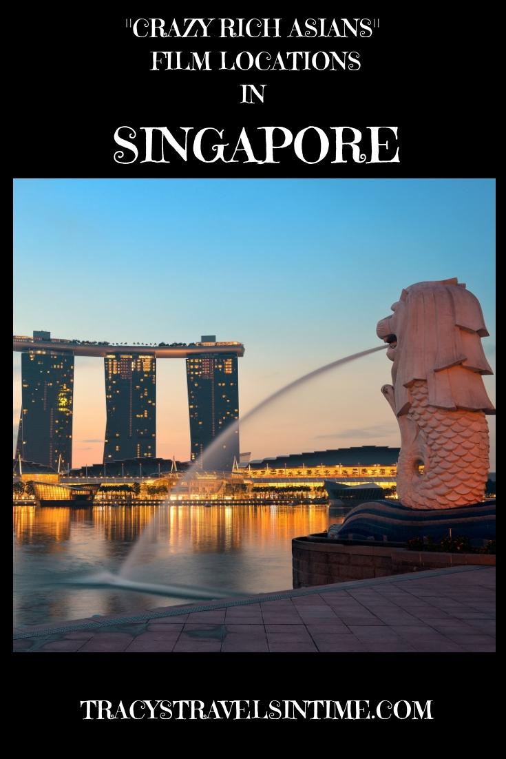 Singapore Crazy Rich Asians