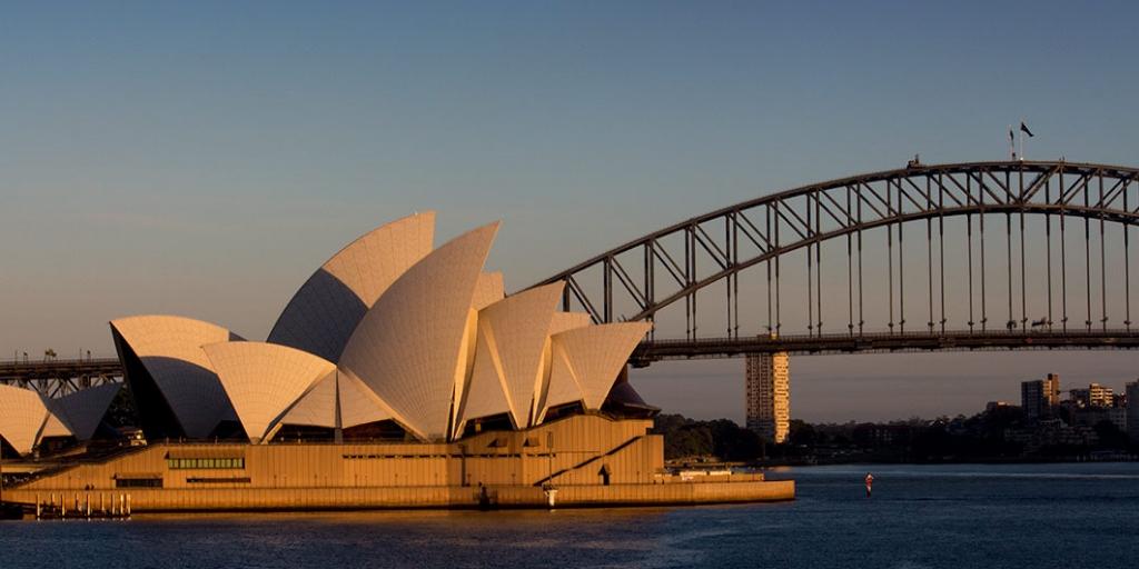 Sydney Opera House - UNESCO World Heritage Sites in Australia
