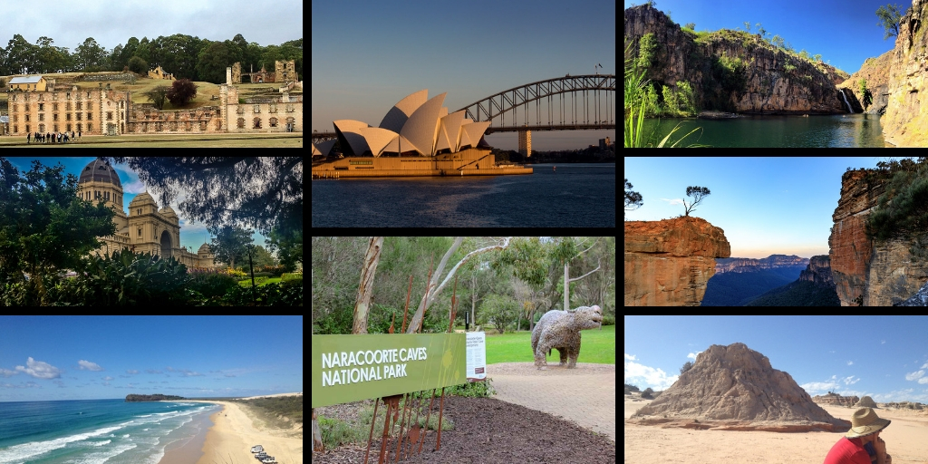 A guide to UNESCO World Heritage Sites in Australia